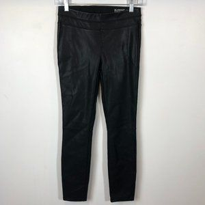 Blank NYC Black faux leather Pull on Legging 25